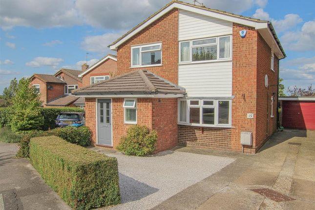 Thumbnail Detached house for sale in Goose Acre, Cheddington, Leighton Buzzard