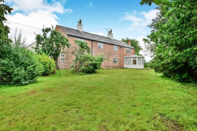 Thumbnail Detached house for sale in Carr Lane, Alderley Edge, Cheshire, Uk