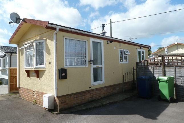 Thumbnail Mobile/park home for sale in Staverton Park, Cheltenham