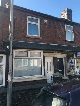 2 bed terraced house to rent in Dimsdale Parade, Newcastle Under Lyme ST5