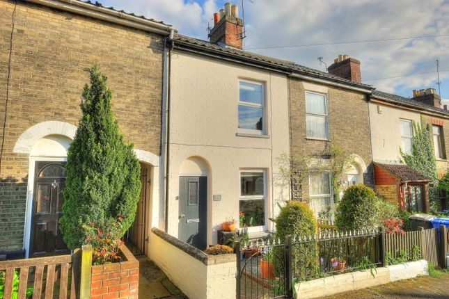 Thumbnail Terraced house for sale in Leicester Street, Norwich