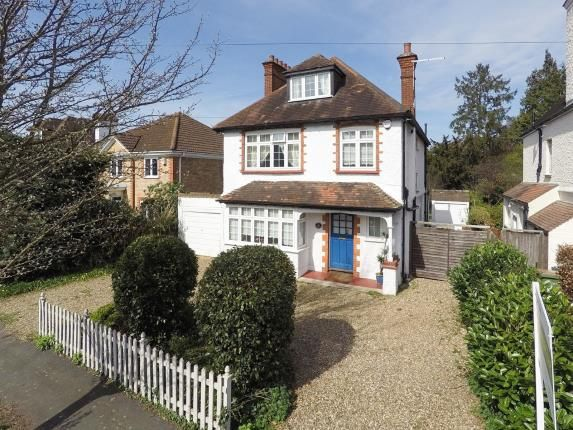 Thumbnail Detached house for sale in Claygate, Surrey