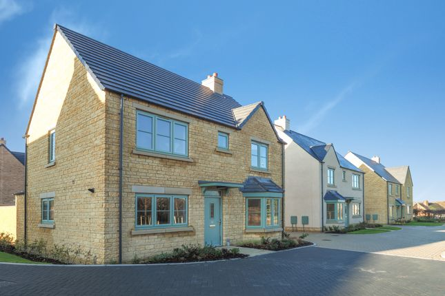 Thumbnail Detached house for sale in Off High Street, Milton-Under-Wychwood
