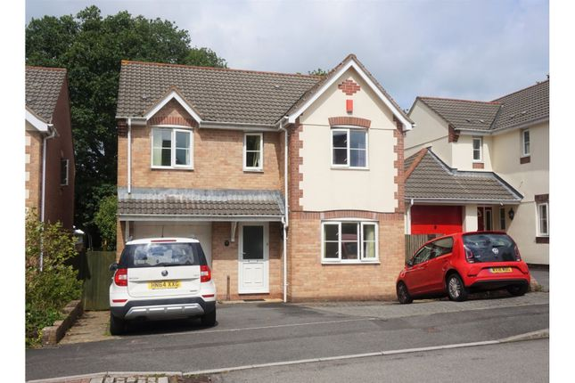 Thumbnail Detached house for sale in Waterslade Drive, Ivybridge