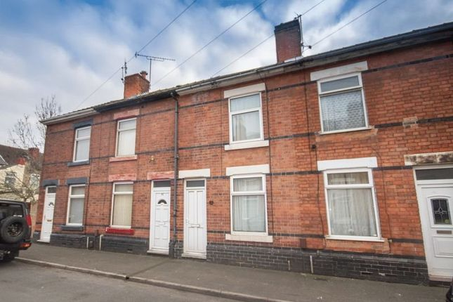 Thumbnail Terraced house to rent in Allestree Street, Derby