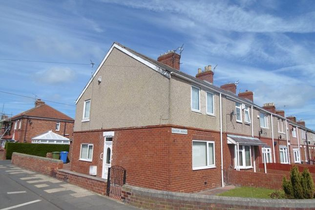 Thumbnail Terraced house to rent in Newcastle Road, Blyth