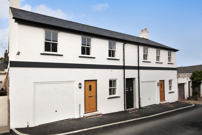 Thumbnail Semi-detached house for sale in Kents Lane, Torquay