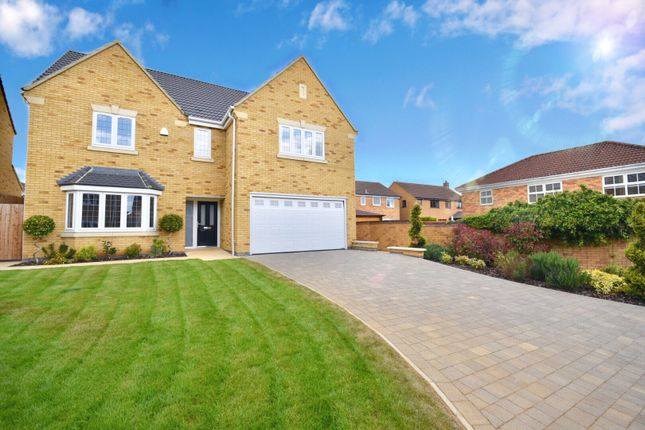 Thumbnail Detached house for sale in Spring Gardens, Burton Latimer, Kettering