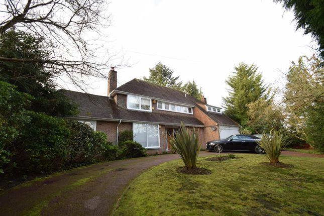Thumbnail Detached house to rent in Wolsey Road, Moor Park, Northwood