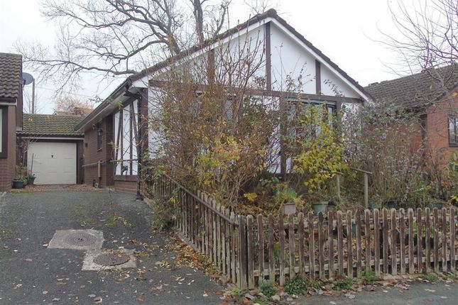 Thumbnail Bungalow for sale in 5, Little Henfaes Drive, Welshpool, Powys