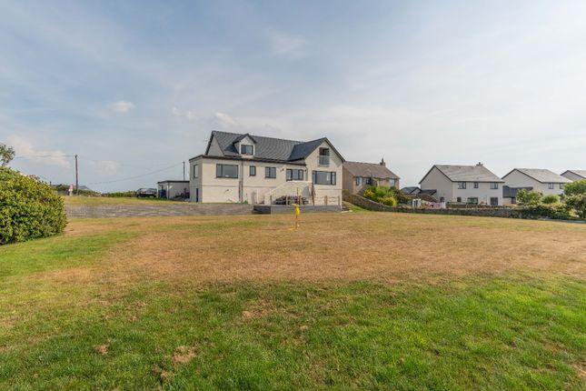 6 bed detached house for sale in Lon Garreg Fawr, Trearddur Bay LL65