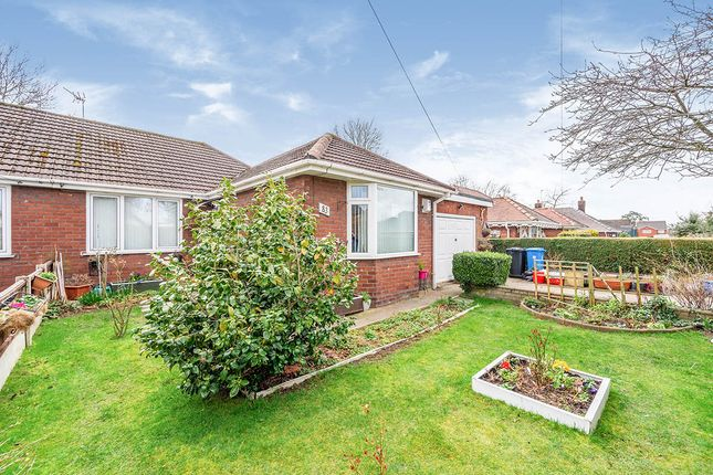 Thumbnail Bungalow for sale in Mayfield Avenue, Widnes, Cheshire