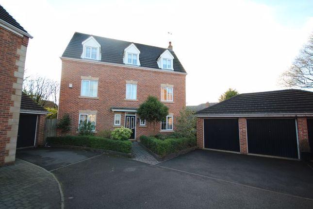 Thumbnail Detached house for sale in Biggins Gardens, Hopwood, Heywood