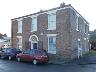 Office to let in Surplus First Floor Offices, 26, Flour Square, Grimsby, North East Lincolnshire