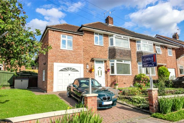 Thumbnail Semi-detached house for sale in Priory Court Road, Bristol