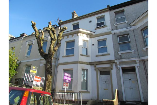 Thumbnail Flat for sale in 14 Victoria Place, Plymouth