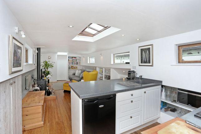 Kitchen of St Katharine Docks Wapping, London E1W