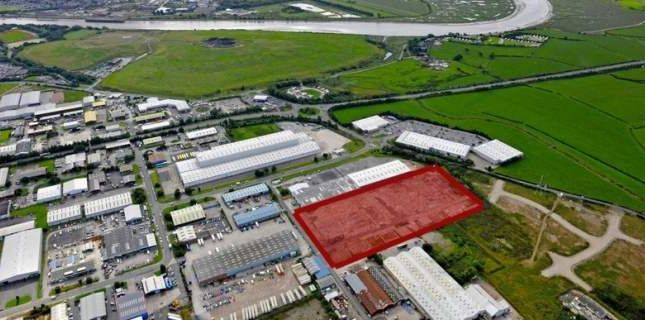 Thumbnail Industrial to let in Open Storage Land, Southgate Trade Park, White Lund Industrial Estate