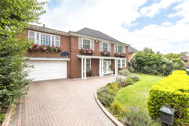 Thumbnail Detached house for sale in Dickens Close, Richmond