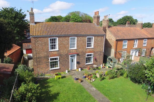Thumbnail Detached house for sale in The Walk, Wainfleet, Skegness