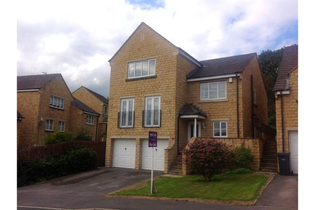 Thumbnail Detached house for sale in Broad Dale Close, East Morton