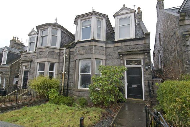 Thumbnail Flat for sale in Abergeldie Road, Aberdeen