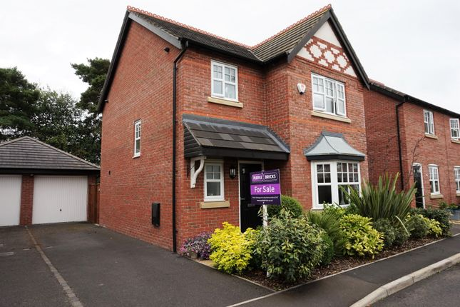 Thumbnail Detached house for sale in Granary Close, Chester