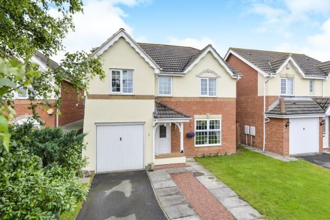 Thumbnail Detached house for sale in Pease Court, Eaglescliffe, Stockton On Tees