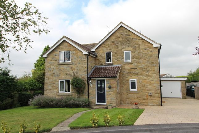 Thumbnail Detached house for sale in The Stonebow, Thornton Le Beans, Northallerton