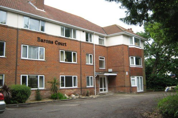 Thumbnail Flat to rent in Barons Court, Poole