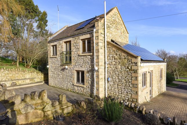 Thumbnail Barn conversion to rent in Colliers Lane, Charlcombe, Bath