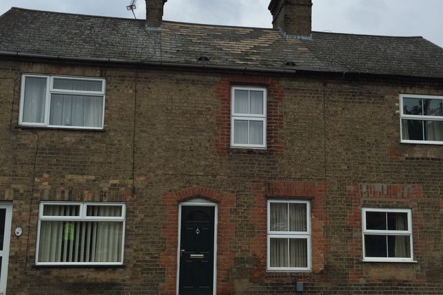 2 bed terraced house to rent in Cambridge Street, Godmanchester PE29