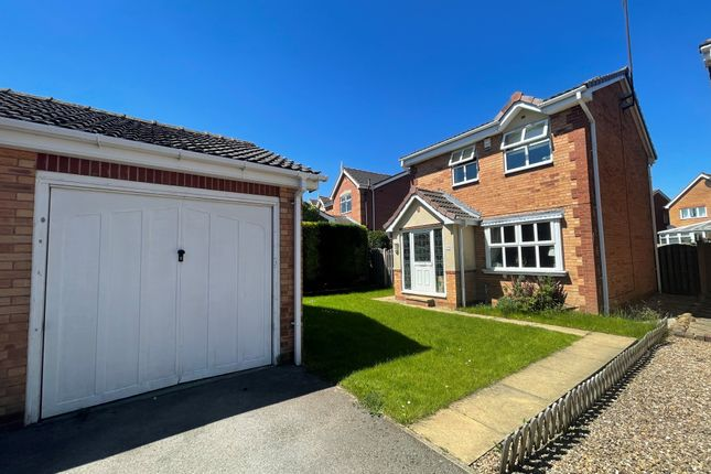 Thumbnail Detached house for sale in Pippin Court, Maltby, Rotherham