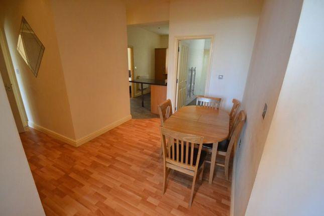 Thumbnail Flat to rent in Trewyddfa Road, Morriston, Swansea