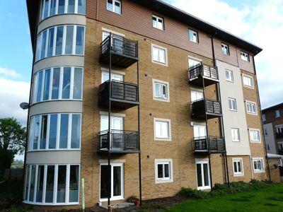 Thumbnail Flat to rent in 5 Manley Gardens, Bridgwater