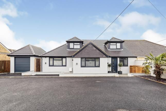 Thumbnail Bungalow for sale in Bewsbury Crescent, Whitfield, Dover, Kent