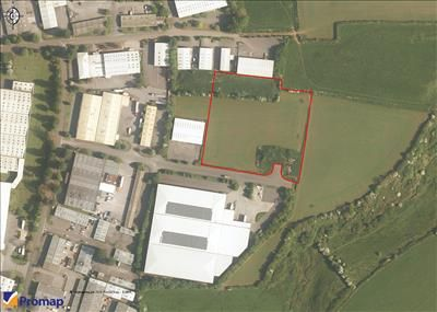 Thumbnail Light industrial for sale in Proposed Industrial Buildings, Third Avenue, Westfield Trading Estate, Radstock, Somerset