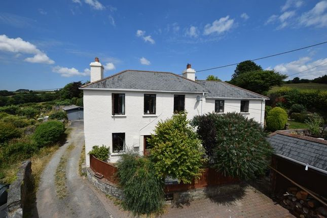 Thumbnail Property for sale in The Village, Milton Abbot, Tavistock