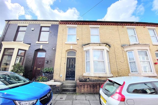 Thumbnail Terraced house for sale in Esmond Street, Anfield, Liverpool