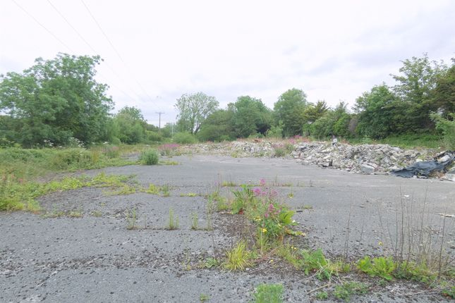 Thumbnail Land for sale in Llanmaes, Llantwit Major