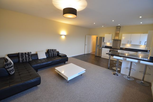 Thumbnail Flat to rent in St. Marys Gate, Nottingham