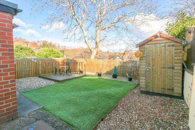 Garden of West Avenue, Rowlands Gill NE39