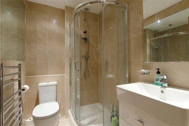 Shower Room of Porchester Gate, Hyde Park, London W2