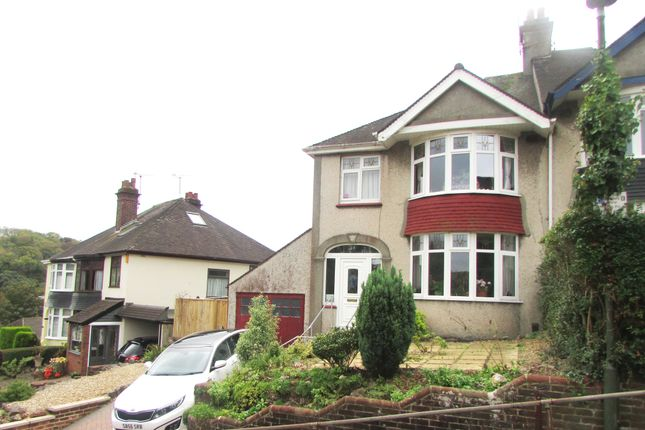 Thumbnail Semi-detached house for sale in Lloyd Avenue, Torquay
