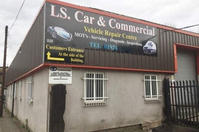 Thumbnail Parking/garage for sale in Unit 1 Greaves Road, Dewsbury