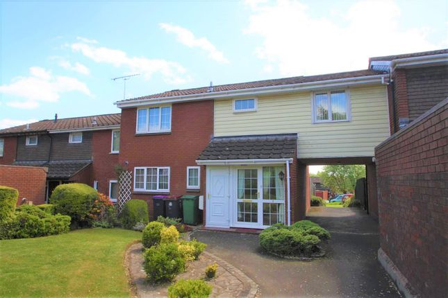 Thumbnail Terraced house for sale in Dallamoor, Telford