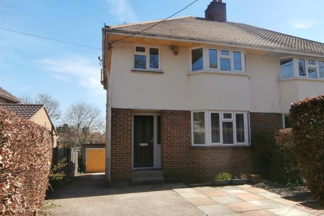 Thumbnail Semi-detached house to rent in Kennington, Oxford