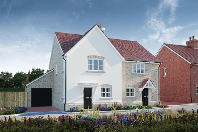 Thumbnail Semi-detached house for sale in Orchid, Plot 10, Latchingdon Park, Latchingdon, Essex