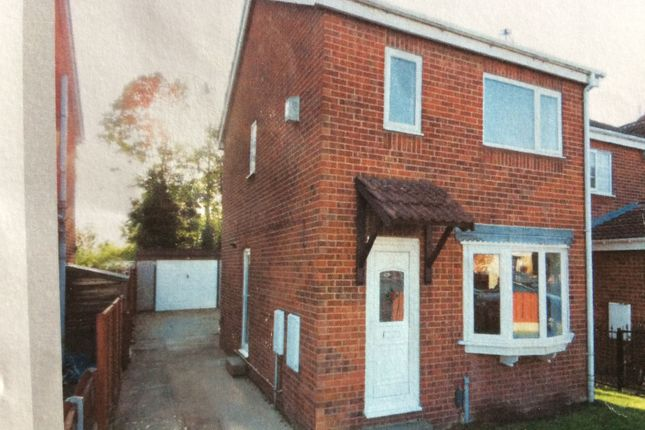 Thumbnail Detached house to rent in Pagnell Avenue, Thurnscoe, Rotherham