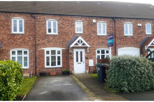 Thumbnail Town house to rent in Tatton Lane, Wakefield
